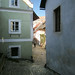 Before streets were invented - Krumlov