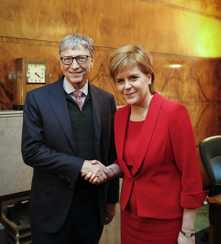FM meets Bill Gates