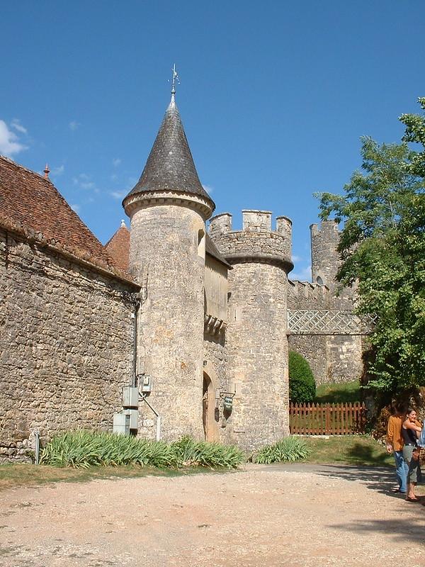 Cénevières - Château de Cénevières