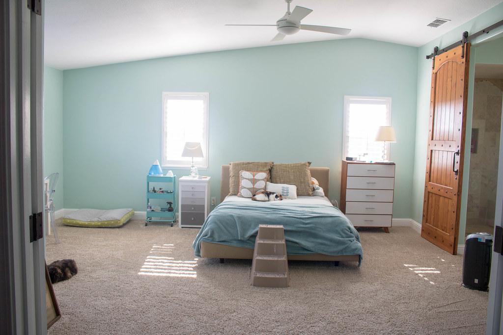 Master Bedroom (Progress)