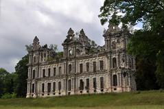 The fairy-tale castle