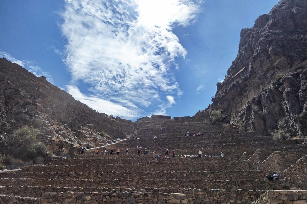 Cuzco - Ollantaytambo 3
