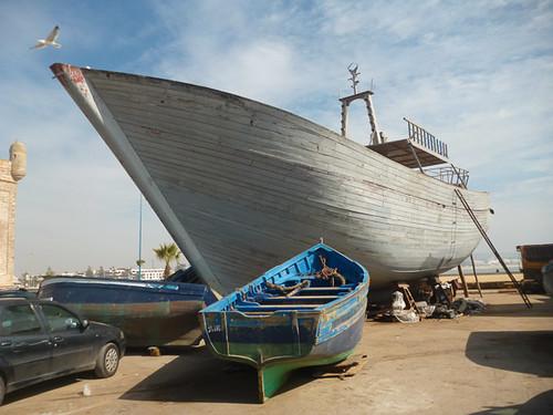 A new trawler