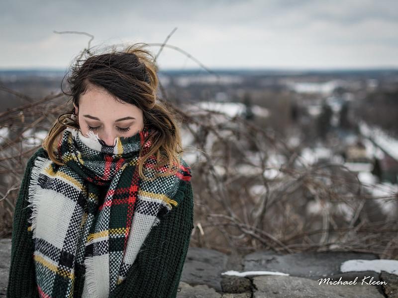 Cecelia in Winter 6
