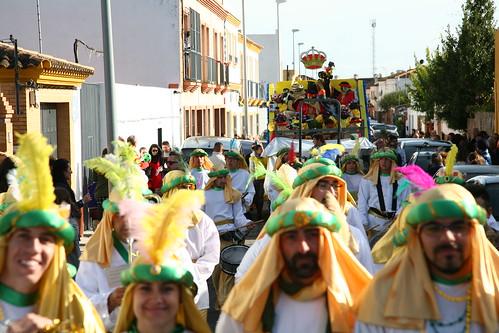 Cabalgata de Reyes Magos de Las Portadas
