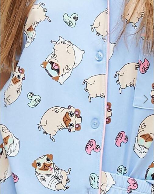 ASOS пижама 2 Plush Koala Blog