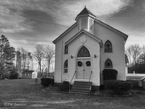 Reedy Baptist Church