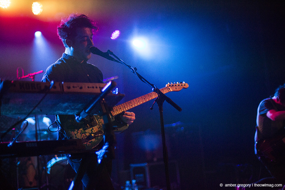The Wombats @ Wonder Ballroom Portland 012918 08