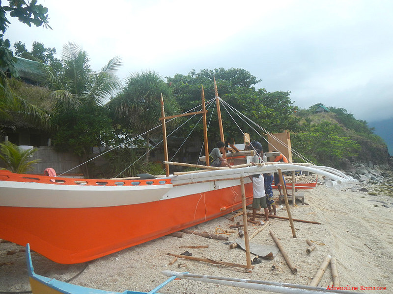 Pumpboat_construction