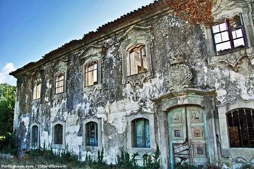 Solar Velho dos Malafaias - Santa Cruz da Trapa - Portugal 🇵🇹