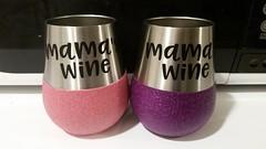 020/365 [2018] - Custom Wine Glasses
