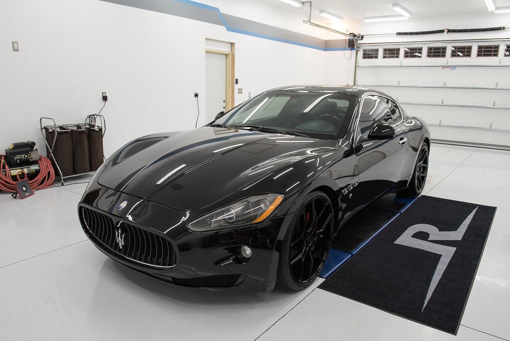 RAD - Maserati GranTurismo