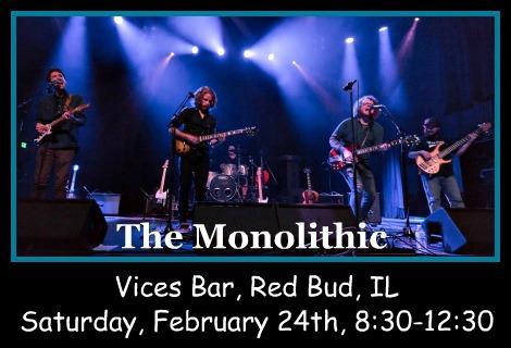 The Monolithic 2-24-18