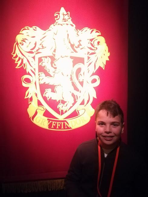 Exposició Harry Potter – gener 2018