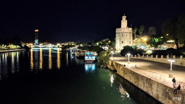 Sevilla by night
