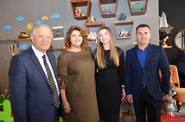 Nuri Demir, Büşra Akbaş, Filiz Arslan, Duran Şimşek