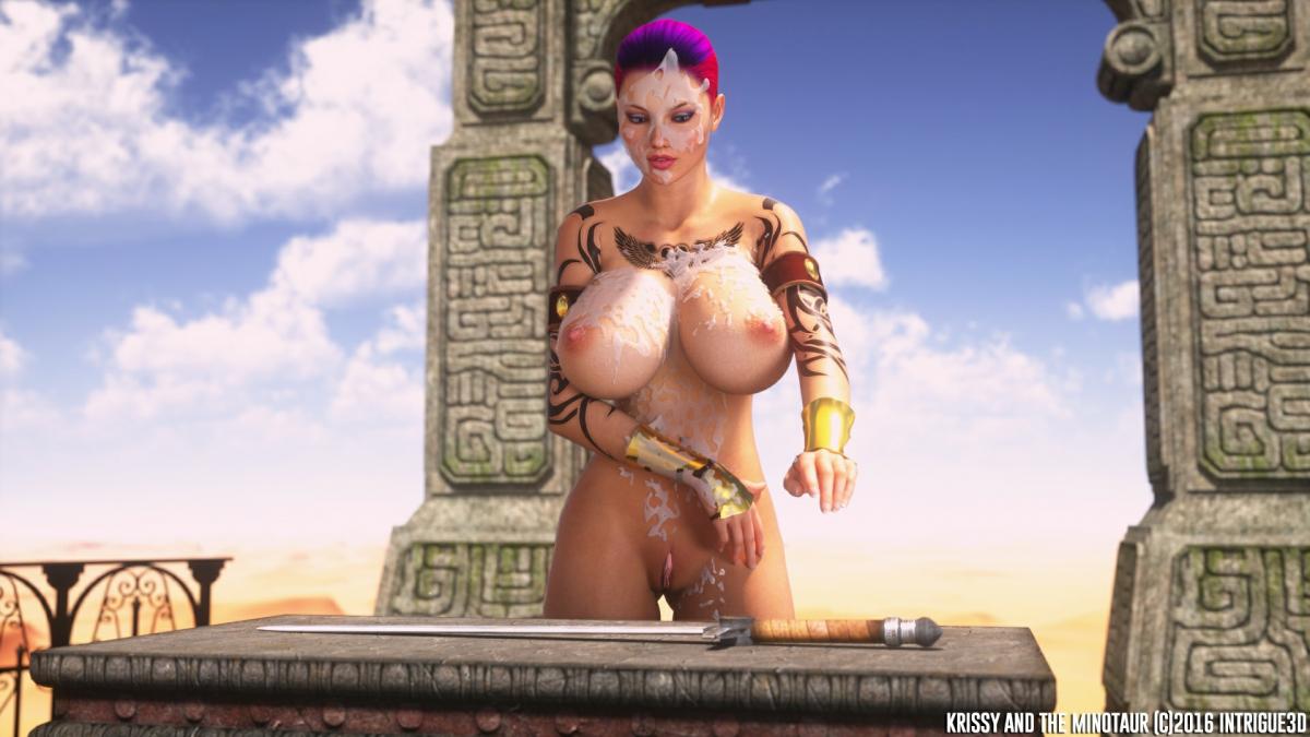 Hình ảnh 38856082370_ceddac0851_o trong bài viết Krissy And The Minotaur