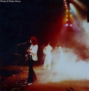 Queen live @ Miami - 1977