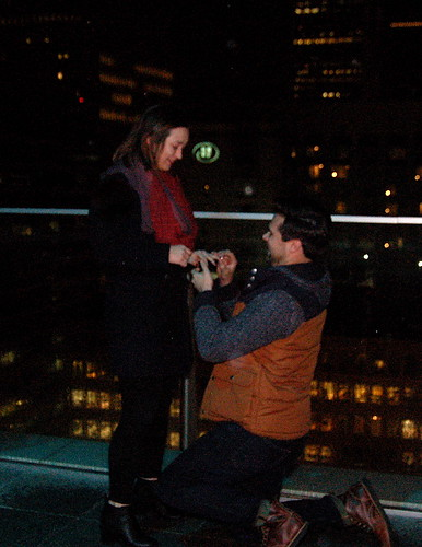 Adam and Kate: The Proposal