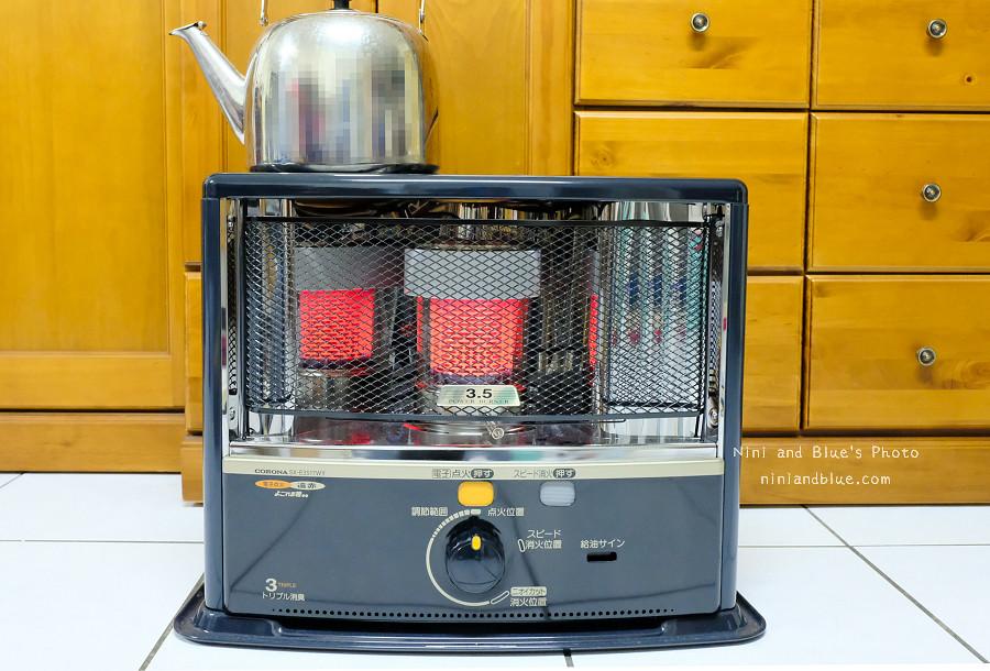corona煤油暖爐.日本暖爐推薦11