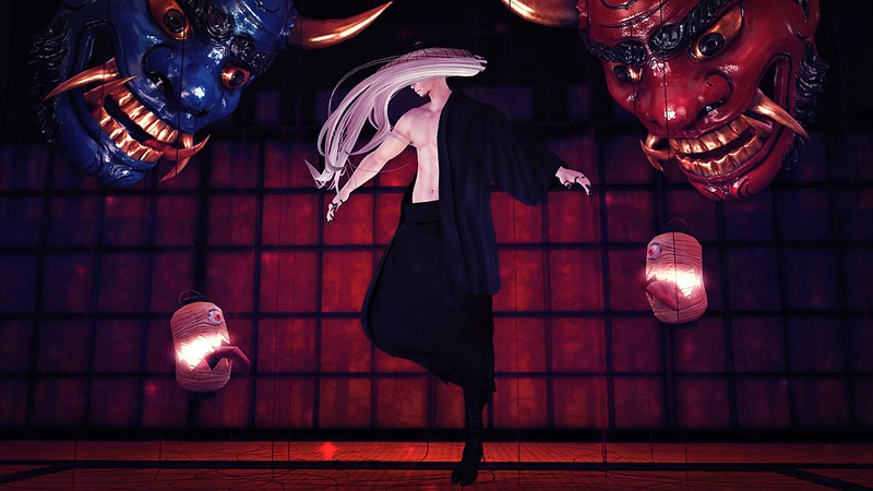 .Kamigami no Kabuki.
