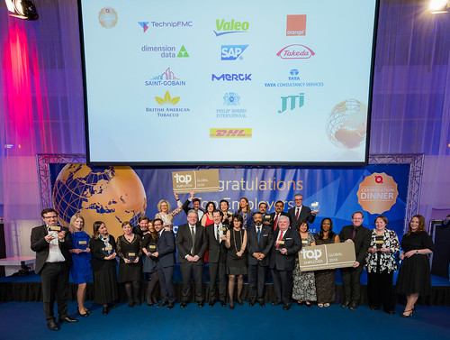 Top Employers Global Certification Dinner 2018
