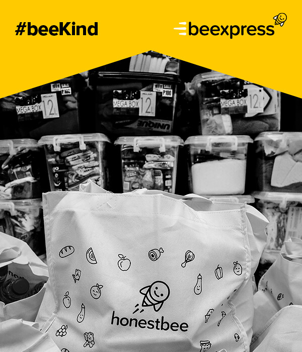 #beekind with beeXpress HonestBee