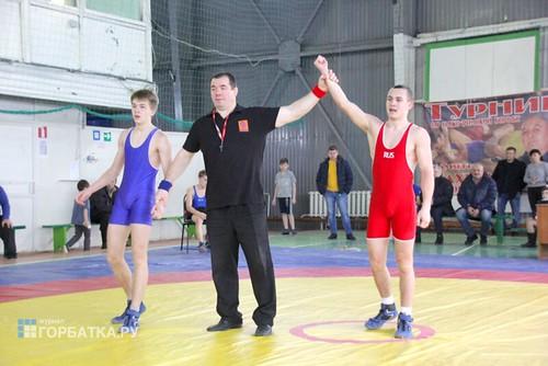 Турнир по греко-римской борьбе - 2018