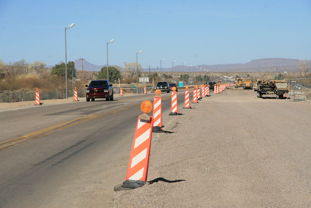 US 70/Bylas Improvements