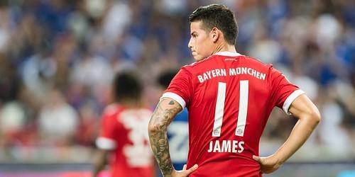 James Rodriguez Bergabung Dengan Bayern Muenchen Adalah Keputusan Tepat
