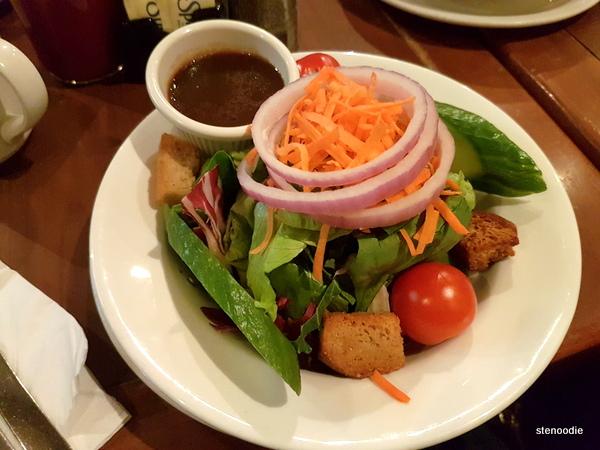Baby House Salad