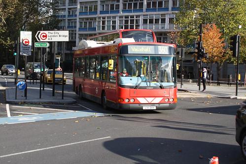 Go-Ahead London WHY13 LX11DVH