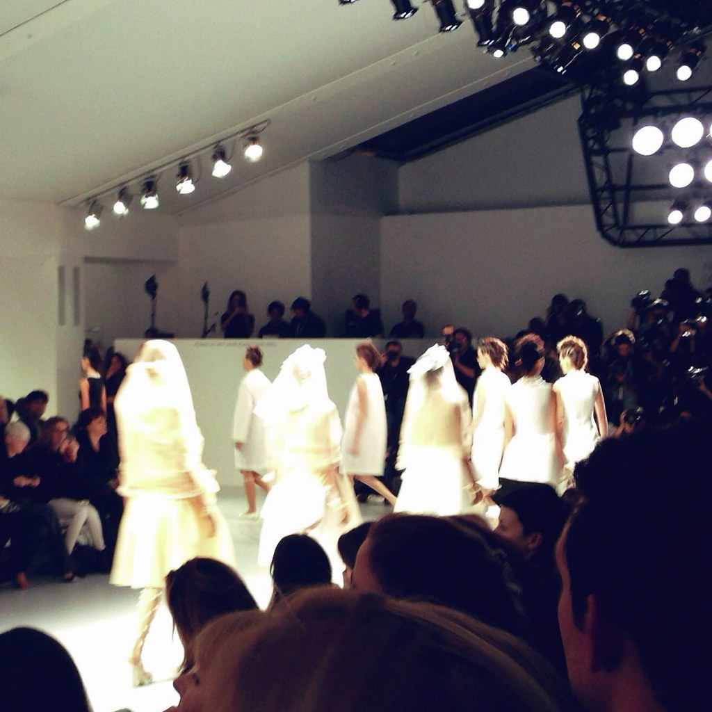Why I Don't Go To London Fashion Week (Any More) \ LFW \ NYFW \ PFW \ fashion bloggers