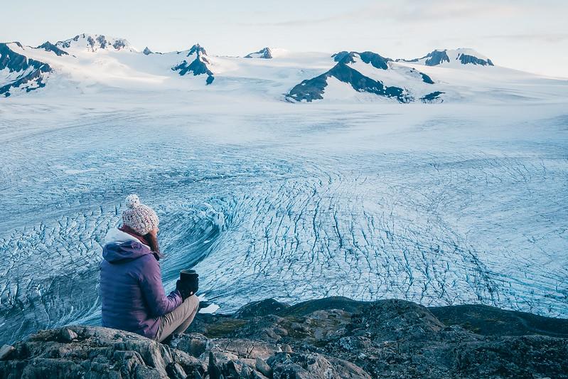 Exit Glacier - Harding Icefield