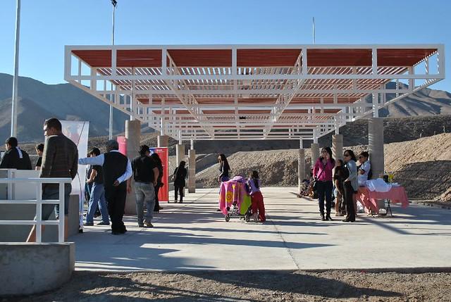 Parque Deportivo - Villa Arauco Colonias Extrajeras - Copiapó