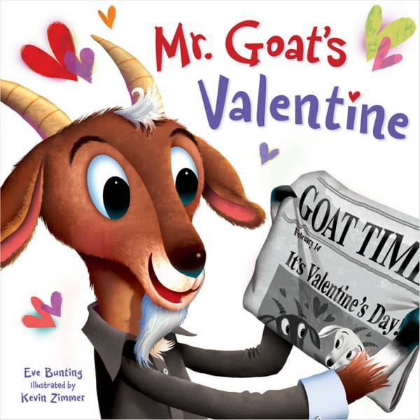 Mr. Goat's Valentine cover