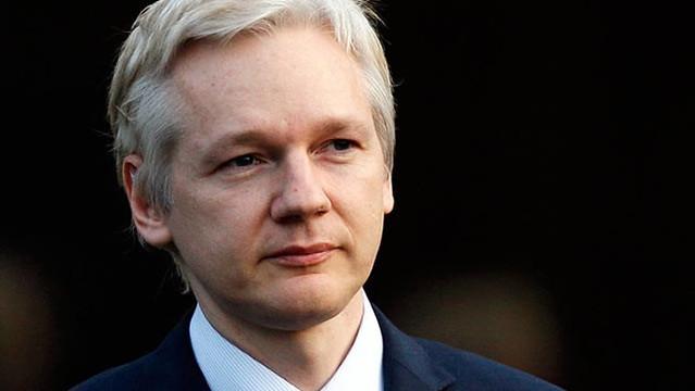 Assange está refugiado desde junho de 2012 / Flickr/Newsonline