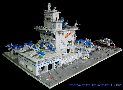 Space Base H17 | by ZCerberus