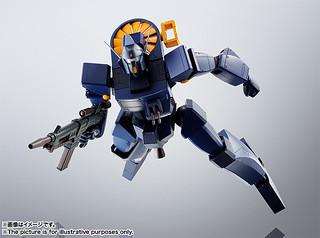 HI-METAL R 《戰鬥裝甲Xabungle》系列第三彈「BROCKARY」登場!ブラッカリィ
