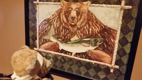 Bear at the Bear