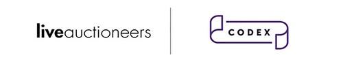 LiveAuctioneers - Codex logo