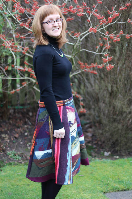 Megan Nielsen Karri Dress Skirt