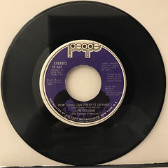 LYN COLLINS:HOW LONG CAN I KEEP IT UP(RECORD SIDE-A)
