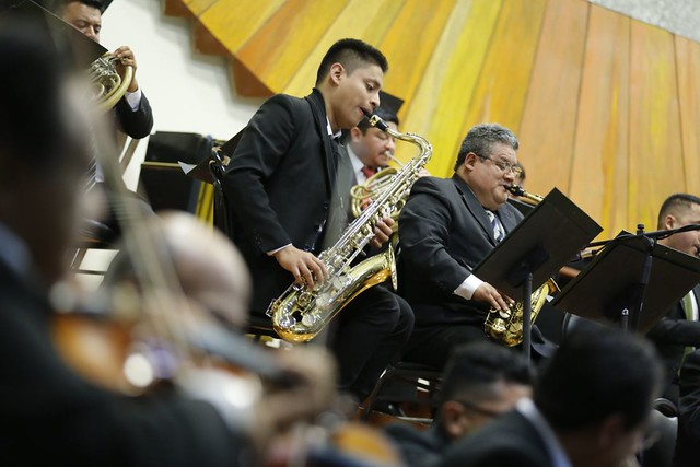 Orquesta Sinfónica Nacional rinde homenaje a maestro Robelio Méndez