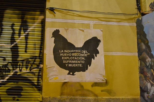 Madrid. (11/02/2018) fotos de zeroanodino para URBANARTIMAÑA http://arteanodino.blogspot.de/