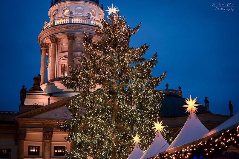 Berlin | Gendarmenmarkt Christmas Market