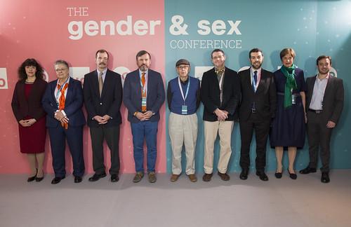 23.02.2018 I Congreso Internacional sobre Género, Sexo y Educación (#GenderAndSex Conference)