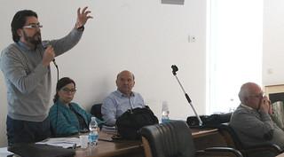 Sandro Laera in consiglio