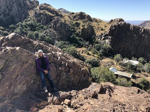 Las Cruces - Organ Mountains linda on the edge