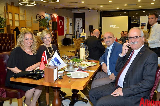 Feriha Öz, Menekşe Yalçın, Mehmet Yalçın, Ahmet Öz